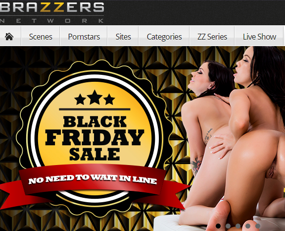 black friday brazzers